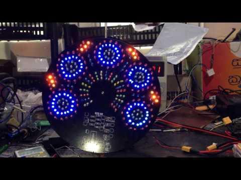 led circuit pattern design HD 2