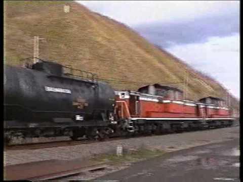 DD51重連貨物列車