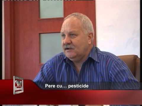 Pere cu… pesticide