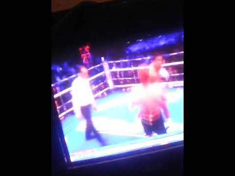 Video of Anthony Joshua knock out Alexander Povetkin