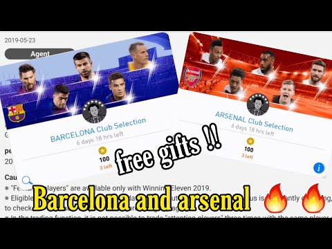 Barcelona And Arsenal Club Selection Are Back !! 🔥 And Anniversary Gifts