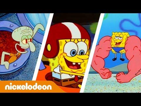 🔴 Смотри в прямом эфире: Губка Боб Квадратные Штаны   Весёлая губка   Nickelodeon Россия