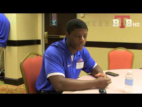 Trey Watts Interview 7/26/2013 video.
