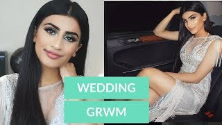 Hi my loves! Here's a GRWM from last week from a wedding I attended! hope you enjoy! xoxo instagram.com/kaurbeautyy Dress: ...