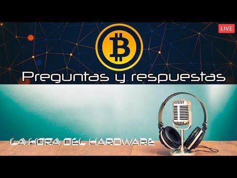 La Hora Del Hardware, EP1 - Preguntas y respuestas sobre criptomonedas y minado