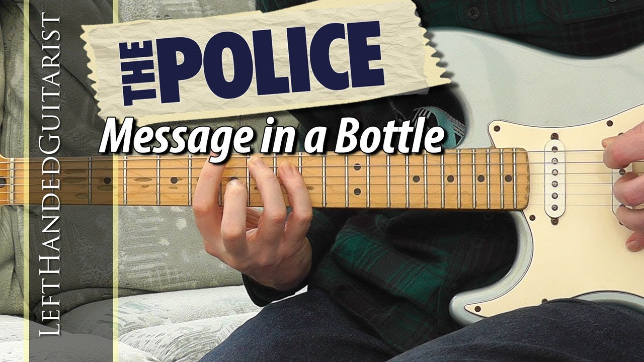 Quick riffs: The Police – Message in a Bottle | riff guitar lesson