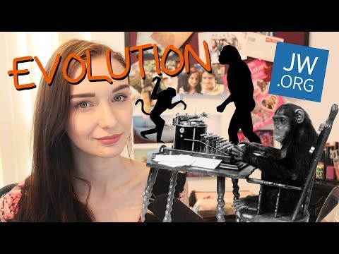 Should Jehovah's Witnesses Believe in Evolution?