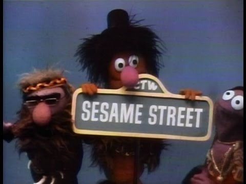 Sesame Street - Episode 8 (1969)
