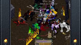 Ultima Online: Turkeygeddon (Thanksgiving Event) on UO Evolution Shard