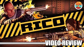 Review: RICO (PlayStation 4, Switch, Xbox One & Steam) - Defunct Games