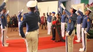 Video Tradisi Pedang Pora TNI AD Pernikahan Lettu Cpm M.C. Raumoko & Eki Putri - Part 4 MP3, 3GP, MP4, WEBM, AVI, FLV Agustus 2018