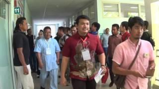 Video Calon Kepala Daerah di Aceh Jalani Pemeriksaan Kesehatan