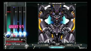 OFF(正規) noooob player's first try 1st Stage - EXUSIA SPA 2nd Stage - quell ~the seventh slave~ SPA 3rd Stage - MENDES SPA 4th Stage - Almagest SPA