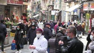 W Neapolu tłumy wyszły na ulicę!