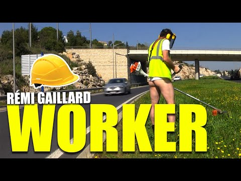 R mi Gaillard s Construction Worker Pranks