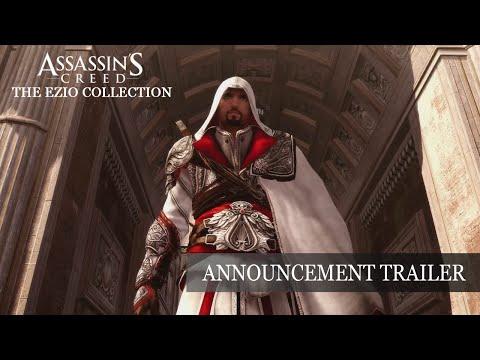 Assassin's Creed The Ezio Collection en vidéo