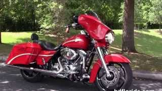 6. Used 2010 Harley Davidson CVO Street Glide Motorcycles for sale