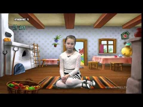 """Дитяча телестудія """"Рівне 1"""" [221-й випуск]"""