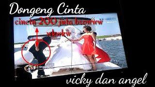Video Detik - Detik vicky sengaja menjatuhkan cincin di pantai Ancol | Real atau settingan kah? MP3, 3GP, MP4, WEBM, AVI, FLV Februari 2018