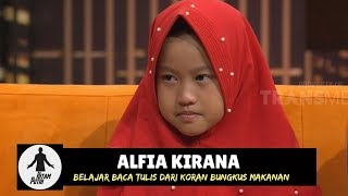 Video Alfia Kirana, Belajar Baca Tulis Dari Koran Bungkus Makanan | HITAM PUTIH (30/10/18) Part 4 MP3, 3GP, MP4, WEBM, AVI, FLV November 2018