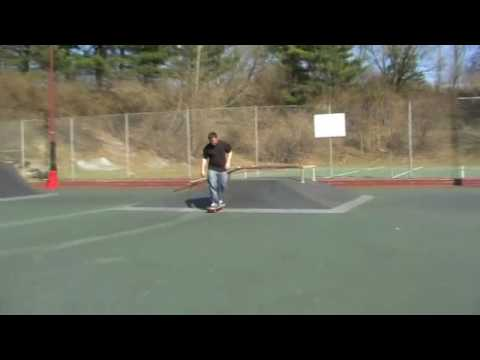 Strength Skateboards- Michael Snider