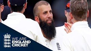 Ali Takes Six Wickets As England Romp To Victory - England v South Africa First Test Day Four 2017