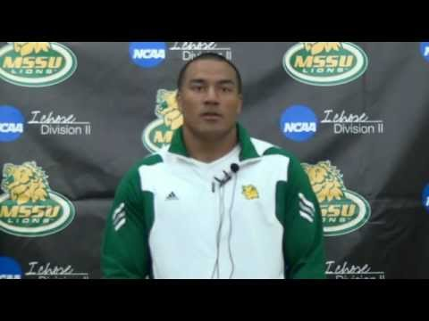Alex Wong Press Conference Week 1