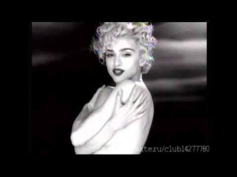 Madonna VOGUE Outtake 1990   Nike promo unreleased)
