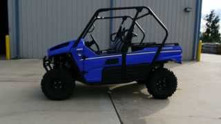 9. 2014 Kawasaki Teryx 800 4X4  Vibrant Blue  Overview and Review   For Sale $12,999