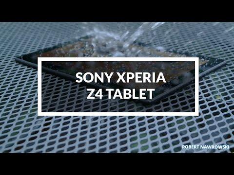 , title : 'Sony Xperia Z4 Tablet Recenzja PL Test Opinia Review + klawiatura | Robert Nawrowski'