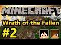 Tackle⁴⁸²⁶ Minecraft Custom Map - Wrath of the Fallen #2 (อะไรอยู่เบื้องล่าง)