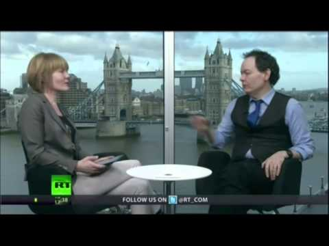 "THE KEISER REPORT: THE STORY BEHIND ""BITCOIN""  -CAPITALISM 2.0-"