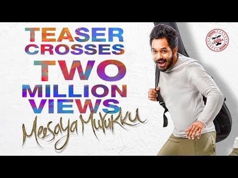 Meesaya Murukku Official Teaser | Hiphop Tamizha | Sundar C