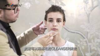Free TV_卡尼夫化妝教室(1) - 妝前皮膚清潔秘訣