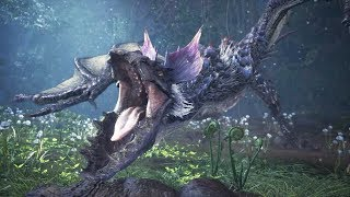 Monster Hunter World: Iceborne - Yian Garuga (Solo / Longsword)