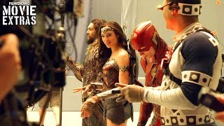 Video Go Behind the Scenes of Justice League (2017) MP3, 3GP, MP4, WEBM, AVI, FLV Agustus 2018
