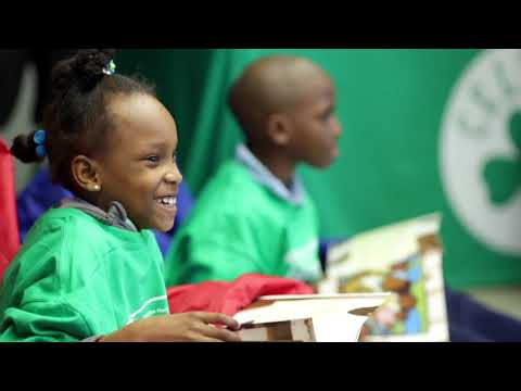 READING TO ACHIEVE WITH THE BOSTON CELTICS