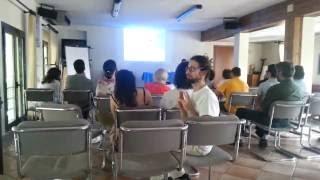 Straordinario Teletrasporto durante una conferenza di Pier Giorgio Caria!