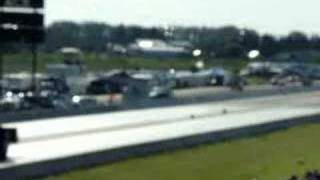 JCB GT 86 Mph 1/4 mile