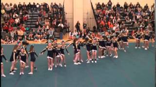 Livingston (NJ) United States  city photos gallery : GOLDEN KNIGHTS 2014 Livingston, NJ Cheer Competition Midgets