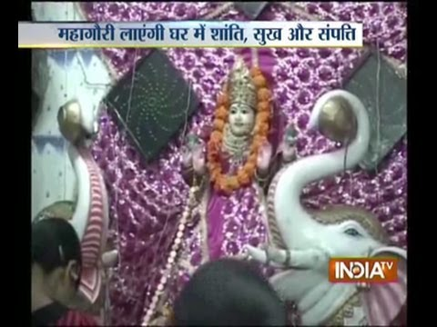India TV special programme on Navratri's (Maa Gauri Vardaan)