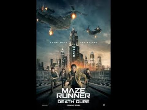 Maze Runner: The Death Cure-Movie Review