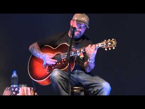 Aaron Lewis - Staind - Everything Changes - Live @ KC's Voodoo Lounge 1/6/2012