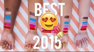 Best of 2015 Part 1: Beauty, Skincare, Nails & Naturals by Michelle Phan