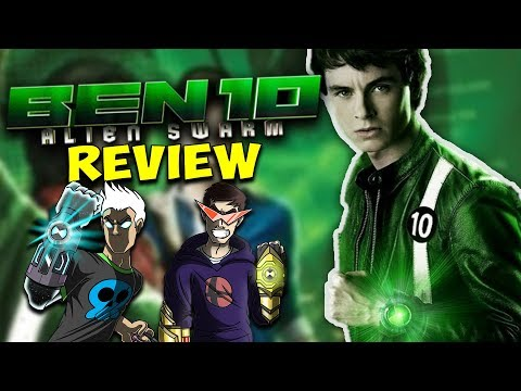 Ben 10: Alien Swarm REVIEW (w/ KuroTheArtist!) - Diamondbolt