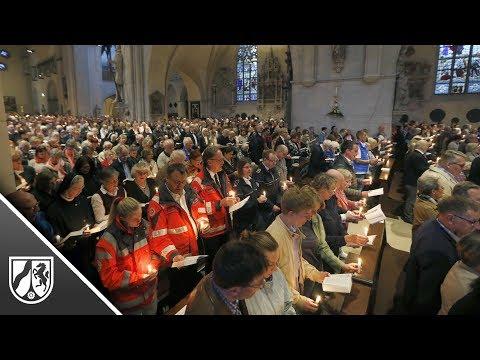 Münster: Gedenkgottesdienst im Paulus-Dom nach Amokfa ...