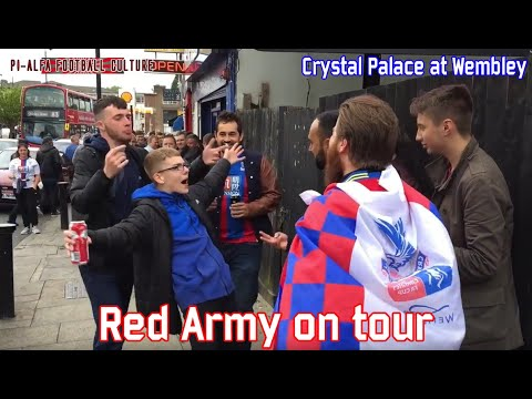 Crystal Palace - Manchester United (May 21, 2016)