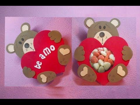 foamy - un tenero orsetto innamorato