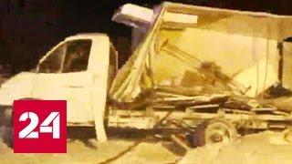 В крупном ДТП на Алтае погибли трое, 15 госпитализированы
