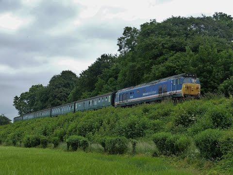 Mid-Hants Railway (Service Two+ Timetable) - 19/06/2016
